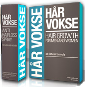 Har Vokse Review - Does it Work for Female Hair Regrowth?