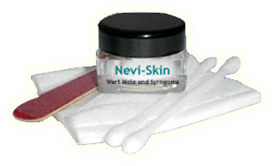 nevi-skin review