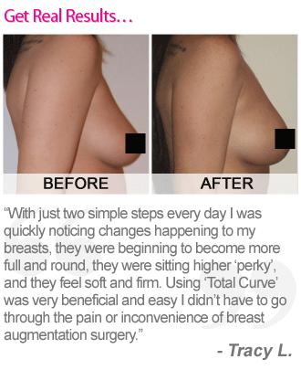 total curve testimonial