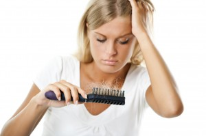 Stop Female Hormonal Hair Loss
