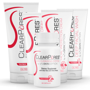 clearpores kit