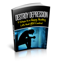 Destroy Depression System Review – PDF Book Download