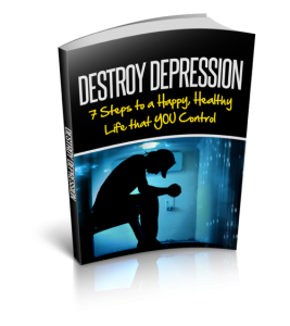 destroy depression system book
