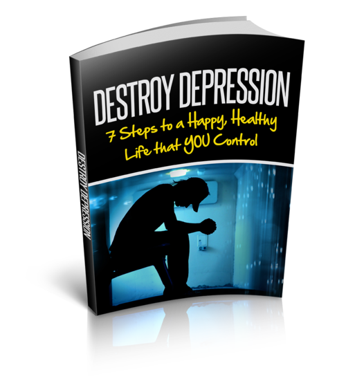 Destroy Depression System Review - PDF Book Download
